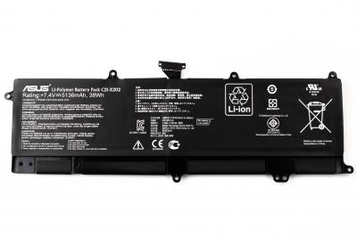 Аккумуляторная батарея для Asus X202E S201E ORG (7.4V 5136mAh) PN: C21-X202 купить
