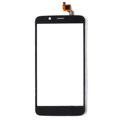 Тачскрин (Сенсорный экран) для МТС Smart Turbo 4G Черный купить